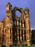 Elgin Cathedral Ruins, Elgin, United Kingdom Photographic Print by Bethune Carmichael