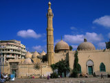Eighteenth Century Mosque, a Reminder of the Ottoman Empire - Alexandria, Egypt Photographic Print by Patrick Syder