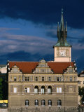 Smetana Museum in Stare Mesto, Prague, Czech Republic Photographic Print by Martin Moos