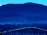 Tasman Bridge Over Derwent River, Hobart, Australia Photographic Print by John Banagan