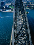 Sydney Harbour Bridge, Sydney Harbour National Park, Australia Photographic Print by John Banagan