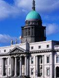 The Custom's House Building, Dublin, Ireland Photographic Print by Doug McKinlay