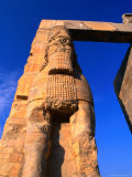 Gateway of All Nations Built by Xerxes I (485-465 BC) Persepolis (Takht-E Jamshid), Fars, Iran Photographic Print by Phil Weymouth