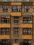 Apartment Building on Upper Parizska Street, Prague, Czech Republic Photographie par Martin Moos