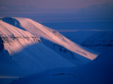 Valley of Reindalen., Spitsbergen Island, Svalbard Photographic Print by Christian Aslund