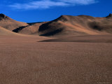 Altiplano Scenery Above the San Pedro De Atacama, San Pedro De Atacama, Chile Photographic Print by Brent Winebrenner