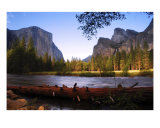 Valley View Photographic Print by Jean-Pierre Mouzon