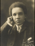 Samuel Coleridge-Taylor Composer Photographic Print