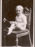 Olaf V King of Norway Son of Haakon VII and Maud Photographic Print
