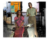The Contractor Fiance Photographic Print by Anil Cs Rao