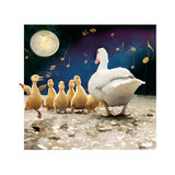Happy Duckling Giclee Print by Nancy Tillman