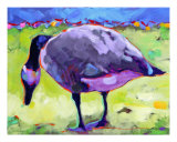Goose Giclee Print by Ann Tuck