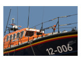 Life Boat Photographic Print by Christopher Rowlands