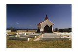 Alto Vista Chapel Aruba Photographic Print by George Oze