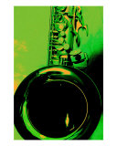 Green Hornet Photographic Print by Daniel Orloski