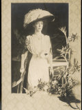Elisabeth of Bavaria Wife of Albert I King of Belgium Photographic Print