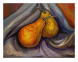 Solace-Pears Giclee Print by Victoria Frazior