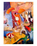 The Wedding Giclee Print by Vivienne King