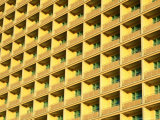 Sunlit Balconies of the Beijing Hotel on Dongchang'An Jie, Beijing, China Photographic Print by Jonathan Smith