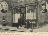 Sutcliff's Tuck Shop Patronised by Westminster Schoolboys Demolished in 1903 Photographic Print