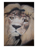 The Lion Of Judah Giclee Print by Jeremy Etters
