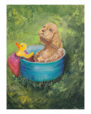 Summer Fun Giclee Print by Nadine Rippelmeyer