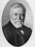 Andrew Carnegie Scottish American Industrialist Photographic Print