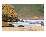 Big Sur Beach Photographic Print by Michael Risner