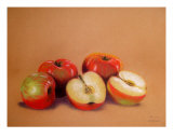 Apples (1) Photographic Print by Loretta Lam