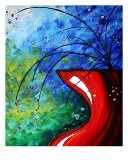 Potted Dreams Giclee Print by Megan Aroon Duncanson