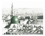 Old Medina Giclee Print by Faryal Naveed