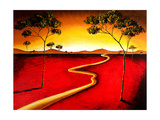 Highway Of Dreams Giclee Print by Megan Aroon Duncanson