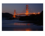 Golden Gate Bridge, San Francisco Photographic Print by Anna Miller