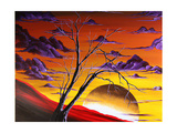 Mysterious Eve Giclee Print by Megan Aroon Duncanson