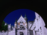 King Ludwig II's Neuschwanstein Castle, Fussen, Bavaria, Germany Photographic Print by Johnson Dennis