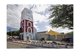 Historic Fort Zoutman Oranjestad Aruba Photographic Print by George Oze