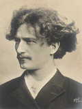 Ignacy Jan Paderewski Polish Pianist Composer and Statesman Photographic Print