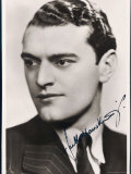 Jack Hawkins British Leading Man and Character Actor Photographic Print by Dorothy Wilding