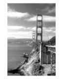 Golden Gate Bridge Fotografie-Druck von Keith Reicher