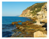 Cote Mediterraneenne - Carqueiranne Provence Photographic Print by Patrick Morand