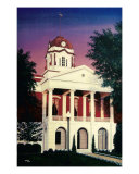 White County Courthouse, Searcy, Arkansas Giclee Print by Glenn Pollard