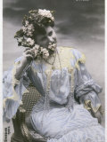 Cavell, French Actress Photographic Print