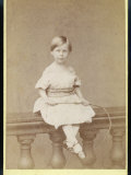 Boy: Short Sleeved Frock Photographic Print by Arthur J. Melhuish