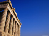 Parthenon at Acropolis (Sacred Rock), Athens, Greece Photographic Print by Glenn Beanland