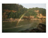 Cumberland Falls Moonbow Photographic Print by Michael Millette