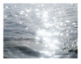Sparkle Lit Water Photographic Print by Kate Maher