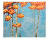 Saccurine Tops Giclee Print by Karen King