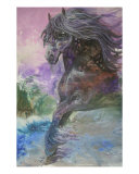 Stormy, 2nd Element, Wind Giclee Print by Sherry Shipley