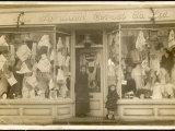 Shop Front of the Parisian Corset Company Ltd Photographic Print