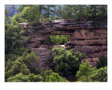 Red River Gorge Double Arch Photographic Print by Stephanie Kellerman